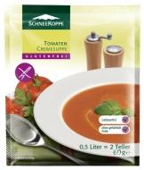 Schneekoppe Tomaten Cremesuppe, 6er Pack (6 x 60 g) - 1
