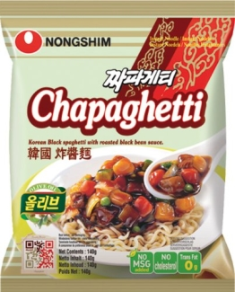 Nong Shim Instantnudeln Chapagetti, 20er Pack (20 x 140g) - 1