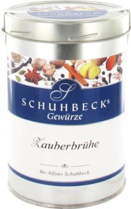 Schuhbecks Zauberbrühe Geflügelbrühe, 1er Pack (1 x 600g) - 1