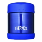 Thermos Foogo Speise-Isoliergefäß, Edelstahl, 290 ml, blau - 1