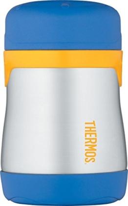 Thermos Foogo Speise-Isoliergefäß, 290 ml, blau - 1