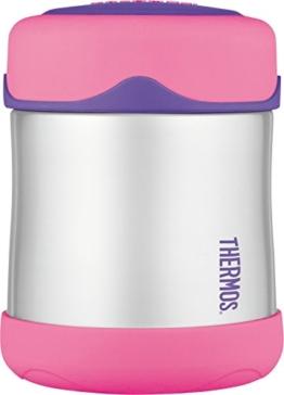 Thermos Foogo Speise-Isoliergefäß, 290 ml, pink - 1