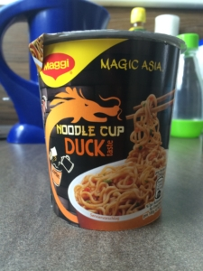 Maggi Magic Asia Noodle Cup - Duck taste