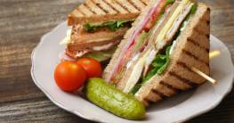 leckere Sandwiches