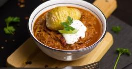 Sauerkrautsuppe selber machen